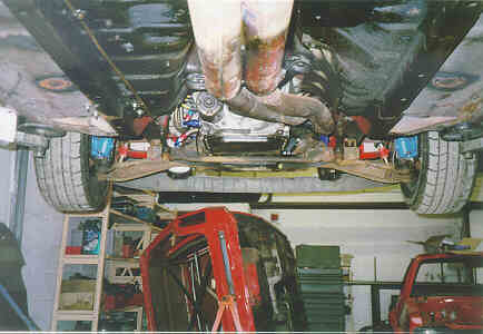 RX7 Exhaust: Cherry Bombs well past useful life